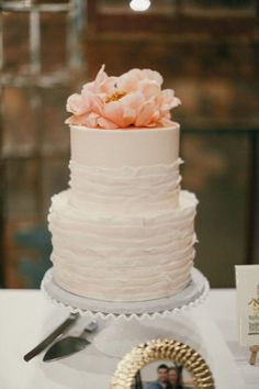 Wedding Cakes from Sugar Bee Sweets Part I - MODwedding