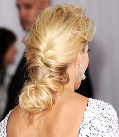 Updo Hairstyles - Carrie Underwood