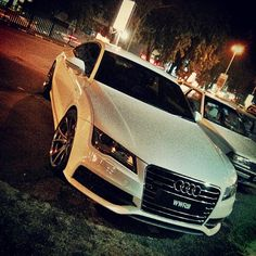 "Awesome A7. That's what the ""A"" stands for..."