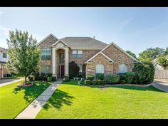 Perfect for your large family 5 Bedroom 3.5 Bath home with master bedroom downstairs and all other bedrooms and additional living area upstairs Entry opens to formal living and formal dining! Call 817-988-8664, Shelley Green- The Green Team, Keller Williams Realty