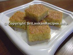 Best Butter Cake Recipe Sri Lanka