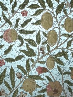 Fruit Wallpaper William Morris Available in this store