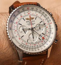 Breitling Navitimer Breitling Navitimer GMT Watch Hands-On Breitling Navitimer, Breitling Superocean Heritage, Breitling Watches, Breitling Chronograph, Rolex Submariner, Big Watches, Dream Watches, Stylish Watches, Sport Watches