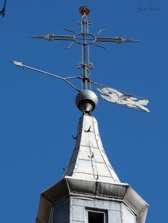 Veleta. Iglesia de San Antonio (Madrid) | Flickr - Photo Sharing!