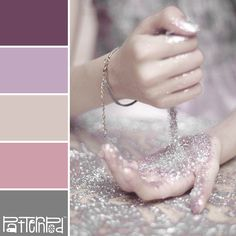 All That Glitters #patternpod #patternpodcolor #color #colorpalettes