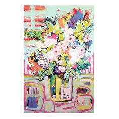 JUMBLED exclusive Pop Up Art Show featuring artist Kezz Brett!  View the collection now!