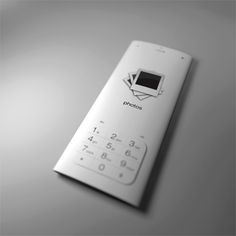 Mobile Phone Concepts  amazing what the future may hold