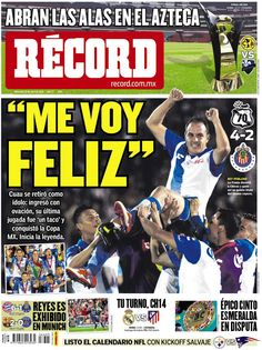 México - RÉCORD 22 de abril del 2015