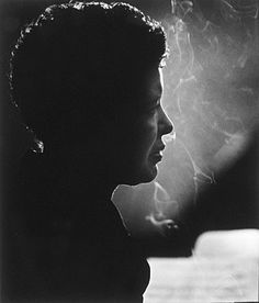 Don't threaten me with love, baby. Let's just go walking in the rain. ~ Billie Holiday / photo: herman leonard