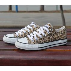2014 Low to Help Leopard Shoes Shoes - Sneakers