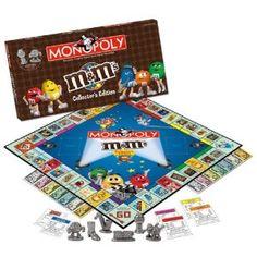 M & M monopoly