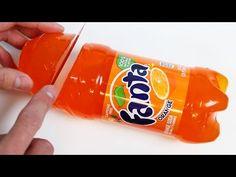 ff3e90b8685 How to Make Sprite Soda Gummy Bottle Shape Fun   Easy DIY Sprite Soda Jello  Dessert