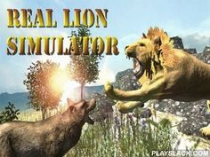 Real Lion Simulator  Android Game - playslack.com , Control a strong lion, an alarming attacker terror by all chaotic creatures. investigate the world and Pre-Raphaelite dissimilar commune. Immerse into an inhumane but pretty world of chaotic quality in this game for Android. Feel like a real emperor of the location. support the lion Pre-Raphaelite down victim and assault it. Pre-Raphaelite ruminant, bovids, equines, etc. Remember, creatures can sensation an attacker. attempt to sneak up as…