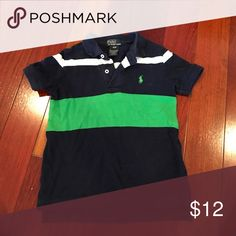Polo Shirt for boys Very gently used. No damages or stains. Polo by Ralph Lauren Shirts & Tops Polos