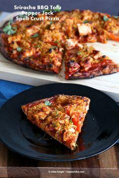 Popular Vegan Pizza Recipes - Vegan Richa