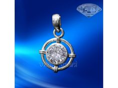 "White Zircon Locket in Sterling Silver buy online from India : White Zircon made in sterling silver locket.  Zircon is a widely known gemstone which is often used as a substitute for diamond. It is a beautiful gemstone and is available in a number of colors. Legend tells us that it is used to increase intelligence and creativity, impart wisdom which will in turn lead to wealth. The stone of ""true love and success in all endeavors"", it can be used to promote understanding, compassion…"