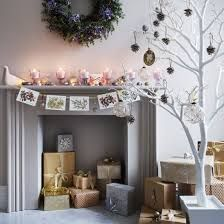 Image result for christmas mantelpiece ideas