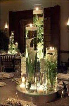 Angel Party Planners - Wedding Center Pieces/TopTable