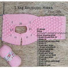 Brazilian Crochet And Handicraft Baby Sweater Knitting Pattern, Easy Knitting Patterns, Knitting For Kids, Baby Knitting, Crochet Baby, Diy Crafts Knitting, Diy Crafts Crochet, Knitting Projects, Crochet Hooded Scarf
