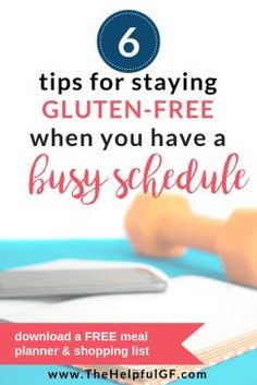 Living gluten-free i