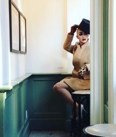 Editorial photo shoot with VYM Magazine and Sasha Velour