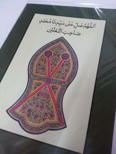 Nalayn Card Prophets Sandal Green