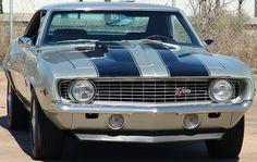 1969 Chevrolet Camaro Z28 X-RAM JL8