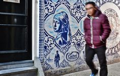 Johannes Vermeer & his spirit?