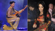 See Prince kick Kim Kardashian off the Madison Square Garden stage for not dancing with him in 2011.