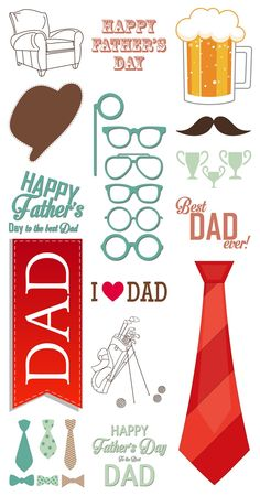 photo props - Fathers Day
