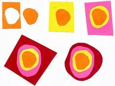 L'arte di Kandinsky spiegata ai bambini