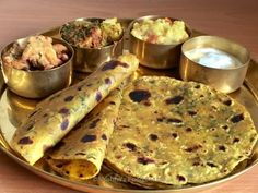 Shobha's Food Mazaa: METHI THEPLA
