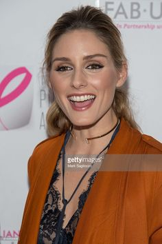Olivia Palermo attends The Pink Agenda 2016 Gala...