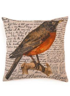 A Loja do Gato Preto | Capa de Almofada Pássaros / Lettering #alojadogatopreto Cushions, Throw Pillows, Creative, Design, Mantle, Black, Gatos, Home, Boutique Online Shopping