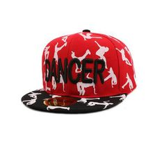 7215a6cc615 Unisex Outdoor Sports Hip-hop Dance Hat