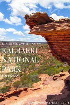 The Ultimate Guide to Kalbarri National Park, Australia {Big World Small Pockets} Brisbane, Melbourne, Sydney, Travel Destinations, Travel Tips, Travel Plan, Travel Articles, Travel Advice, Travel Guides