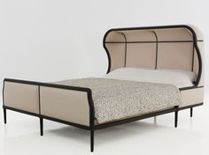 LAVAL BED by STELLAR WORKS デザイン: OeO