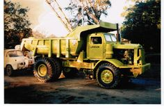 Old Euclid at Dural NSW Australia 1980's