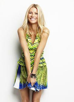 Gwyneth, Plum Pretty Sugar (fierceandloveable: Gwyneth Paltrow for Self)