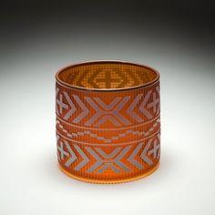 preston singletary glass sculptures | Home First Nations Art of the Pacific Northwest Coast Sculpture Orange ...