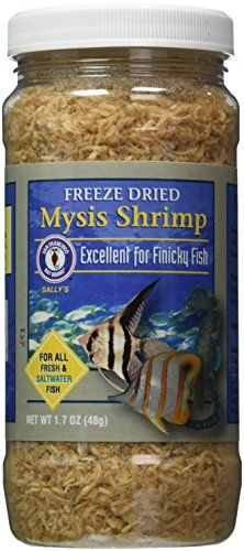 San Francisco Bay Brand ASF71720 Freeze Dried Mysis Shrimp for Fresh and Saltwater Fish 48gm >>> Click image for more details.Note:It is affiliate link to Amazon.