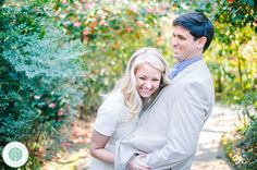 Remember to laugh and have fun at your engagement session!  Photo by Aaron and Jillian Photography » Husband and Wife International Engagement & Wedding Photographers based in Charleston, South Carolina.