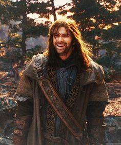 Kili, dwarf, The Hobbit, Tolkien Tauriel, Fili Et Kili, Legolas, Aragorn, Thranduil, Gandalf, Concerning Hobbits, I Love Him, My Love