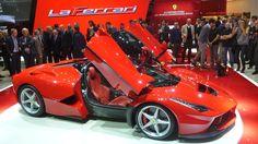 Ferrari LaFerrari, first presentation