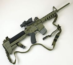 Image detail for -Sports, Inc. Custom CQB Iron Sight for AR-15/M-16 Flat Tops