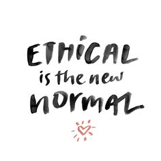 Ethical, Sustainable and Minimalist quotes free do