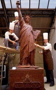 chocolate lady liberty                                                                                                                                                                                 More