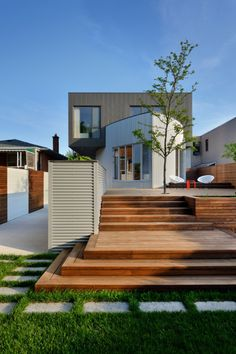 The Moos Home / Tampold Architects | Source