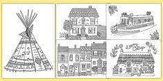 Search for Primary Resources, teaching resources, activities Primary Resources, Teaching Resources, Colouring Pages, Coloring Sheets, Mindfulness Colouring, Teaching Plan, Fine Motor Skills, Geography, Art Lessons