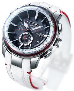 Amazon.com: SEIKO ASTRON SBXA045 Limited Edition 1,500 2014 Model: Watches
